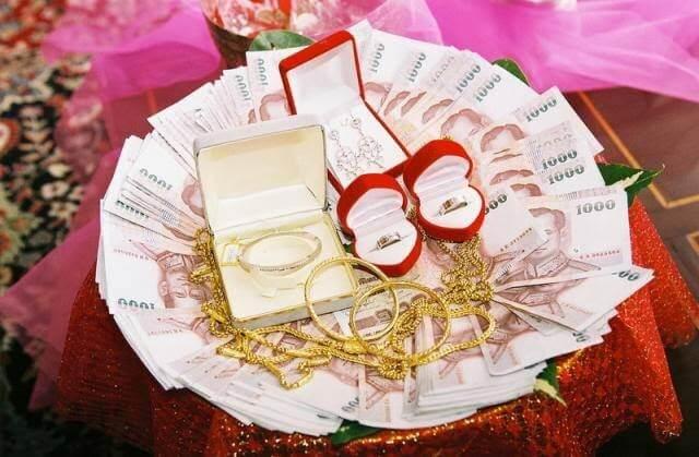 Brautgeld Sinsod