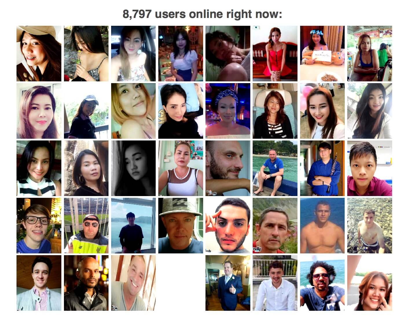 Thaifriendly Online Dating