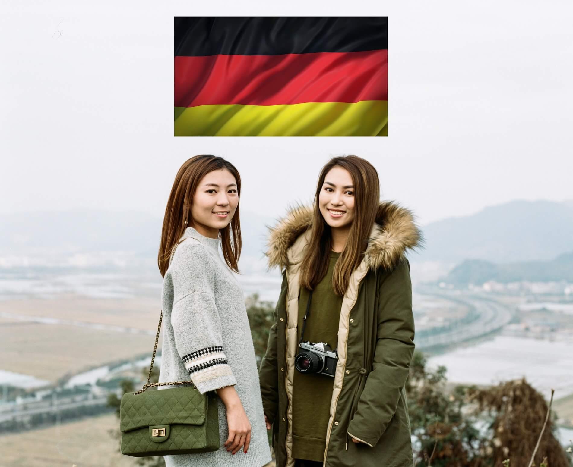 Thaifrau kennenlernen in deutschland