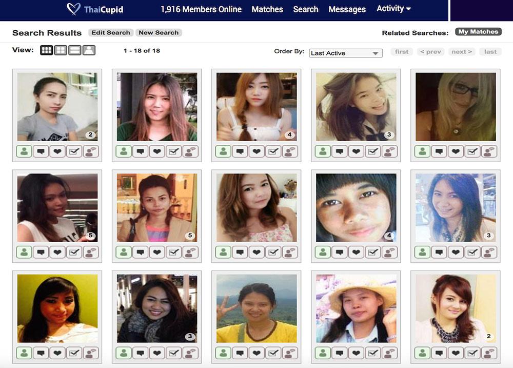 Thaifrauen Österreich treffen ThaiCupid