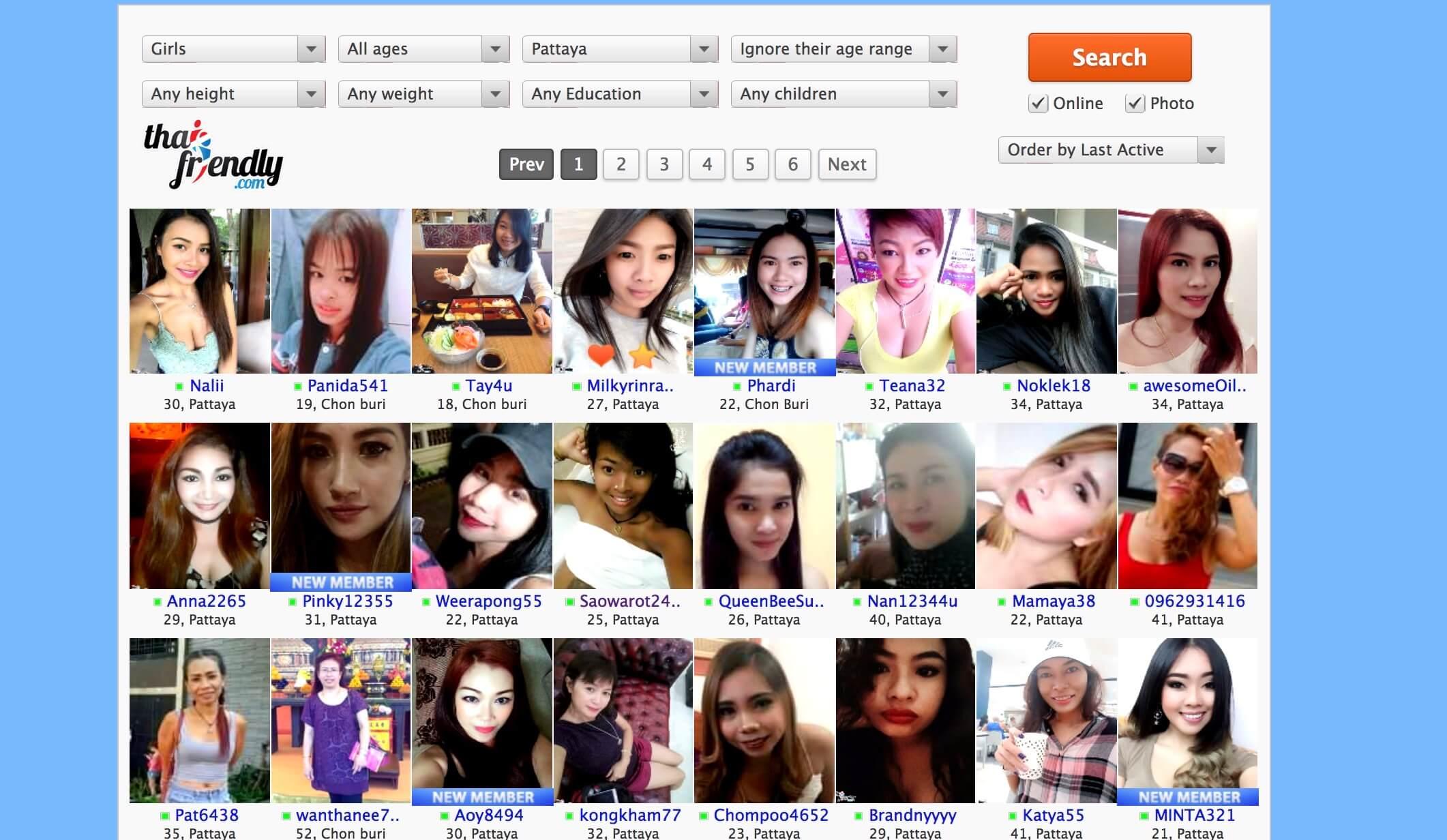 Dating in Pattaya